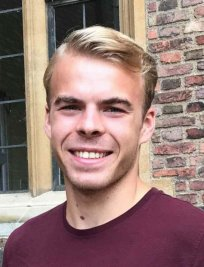 Will is a Physics tutor in Cambridge