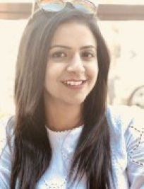 Rashi is a private English tutor in Marylebone