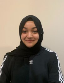 Sumaiya is an IT tutor in Shoreditch