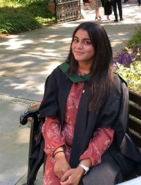 Fatima is a Geography tutor in Tunbridge Wells