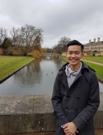 Zhan Hui is a Mechanics tutor in Cambridge Heath