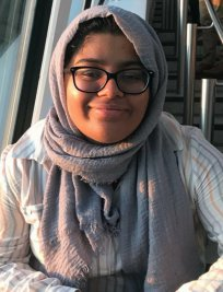 Iqra is a private Science tutor in Kenley