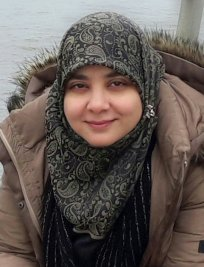 Fatemeh is an English tutor in North London