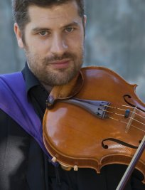 Matthew offers Violin lessons in Islington