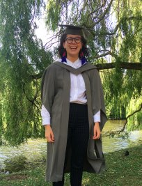 Hannah offers History tuition in Purley