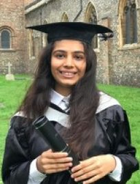 Angel is a private English tutor in Bedford