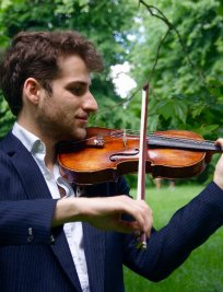 christopher teaches Violin lessons in Acton