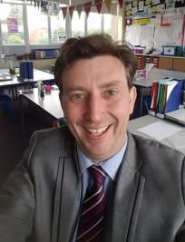 Gary is a Primary tutor in Ashton-in-Makerfield