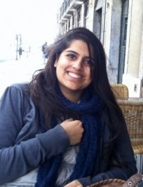 Amee is a Spanish tutor in Hackney