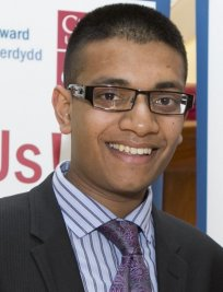 Anish is an Admissions tutor in Ilminster
