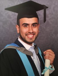 Hamid is a Computing tutor in Blackpool