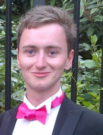 Luke is an Oxford University Admissions tutor in Ilminster