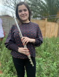 Nevena teaches Music Theory lessons in Haywards Heath