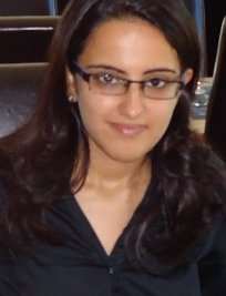 Prerna is a private Microsoft Excel tutor in Central London