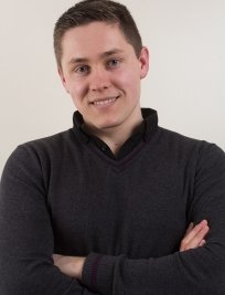 Max is an IELTS tutor in Paisley