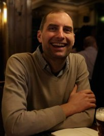 Thomas is a German tutor in Blackheath
