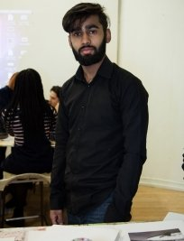 mohammed is an Art tutor in South East London