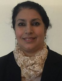 Pushpinder is a private English Language tutor in Blaenau Gwent
