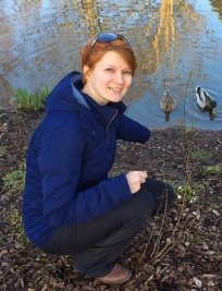 Oxana is a private European Languages tutor in Bolton