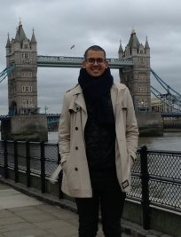 Sam is a French tutor in New Cross