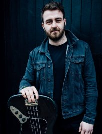 Mike teaches Bass Guitar lessons in North West London