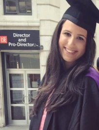 Martha is a Business Studies tutor in Central London