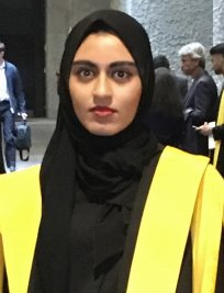 Aishah is an University Advice tutor in Nottingham