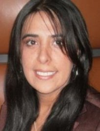 Lucia is a Spanish tutor in Finsbury
