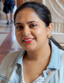 Dr Shreya is a private Biology tutor in Palmers Green
