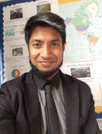 Sultan is a Professional tutor in St Andrews