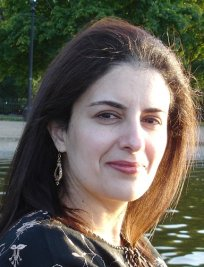 Saadia is an EFL tutor in Glasgow