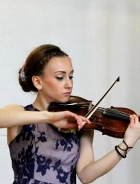 Zlatina offers Violin lessons in Acton