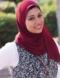 Esraa is a tutor in Cumbernauld
