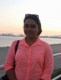 Anjali is an Admissions tutor in Manchester