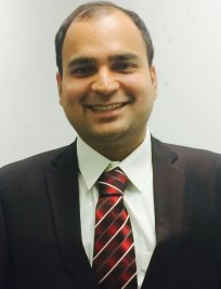 Syed Arslan is an IELTS tutor in Northfield