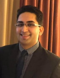 Shayan is an English tutor in Norbury