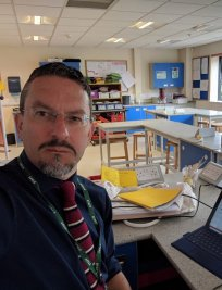 Richard is a Study Skills teacher in Slough