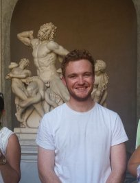 Angus is a Latin tutor in Guildford