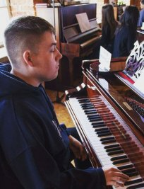 Jack teaches Piano lessons in Rothwell