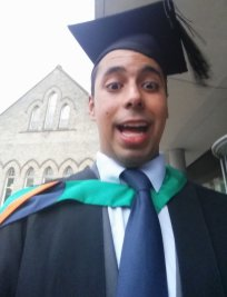 Abdallah is a tutor in Louth