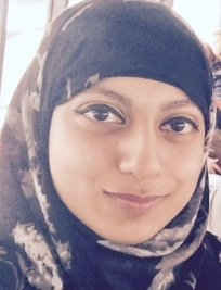 Nusaybah is an EFL tutor in Edgbaston