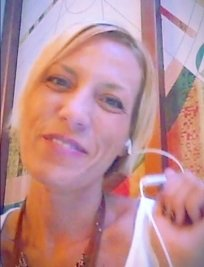 Rita is an Italian tutor in Central London