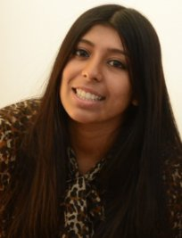 Minu is an English tutor in Canonbury
